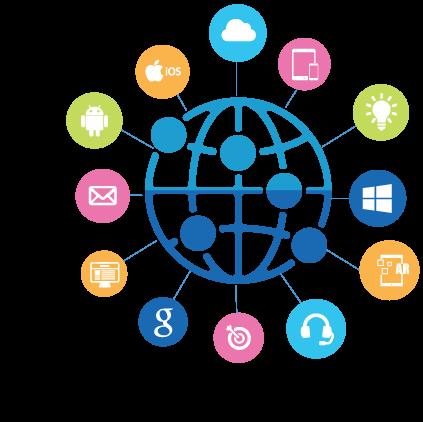 Daruma Tech icons