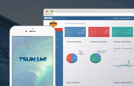 Tsunami - Customer Engagement Platform