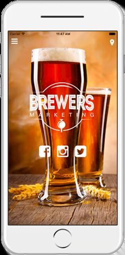 Brewers Marketing app