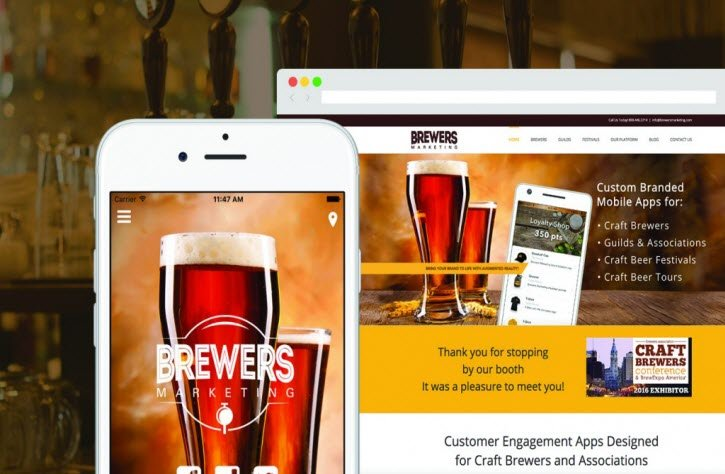 Brewers Marketing Apps