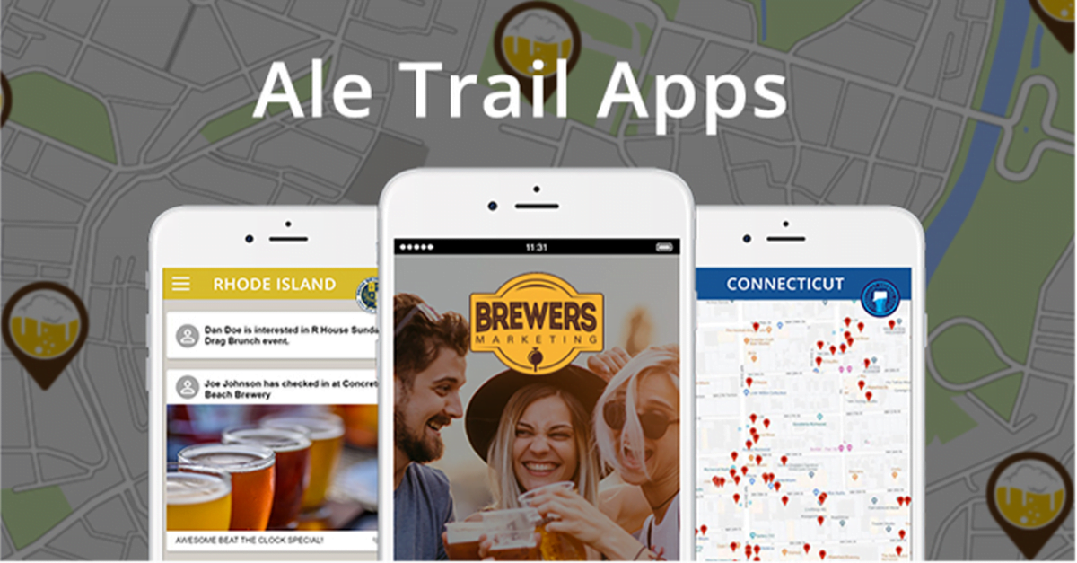 Rhode Island and CT Beer Trail Apps